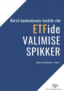 ETFide valimise spikker. Jekaterina Tint