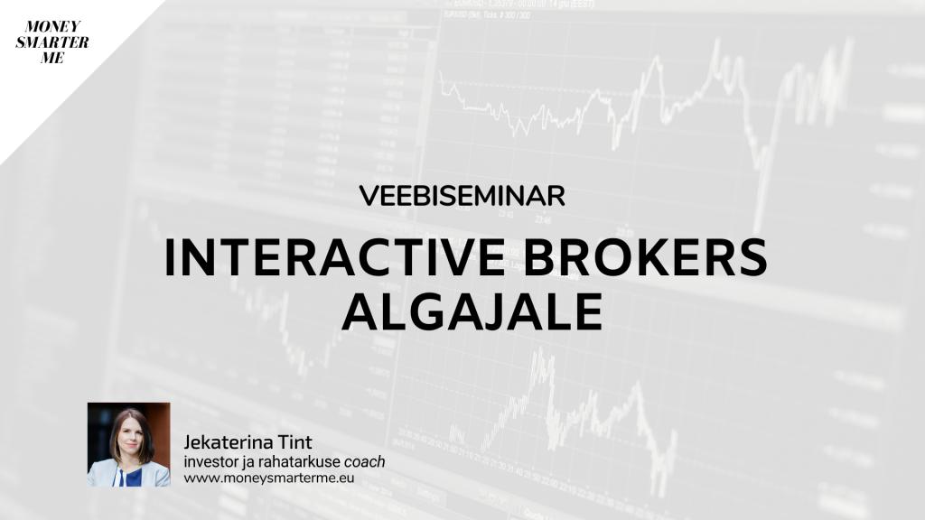 Interactive Brokers algajale