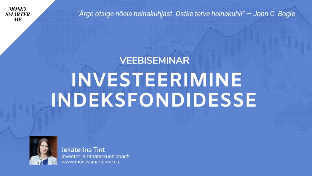 investeerimine indeksfondidesse